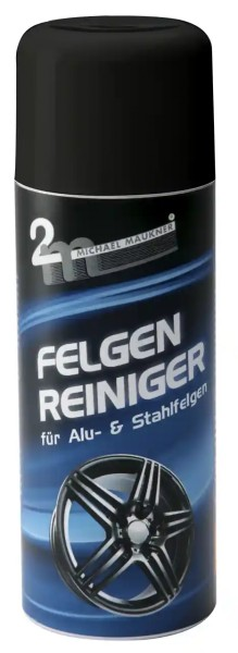 Felgenreiniger Bildquelle: mit freundlicher Genehmigung 2m Michael Maukner GmbH & Co.KG