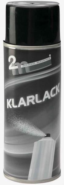 Klarlack 400ml Bildquelle: mit freundlicher Genehmigung 2m Michael Maukner GmbH & Co.KG