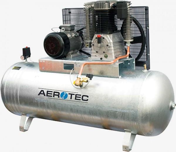Aerotec 1100-500 PRO Z PRO - 10 bar inkl. ST Schaltung Kolbenkompressor