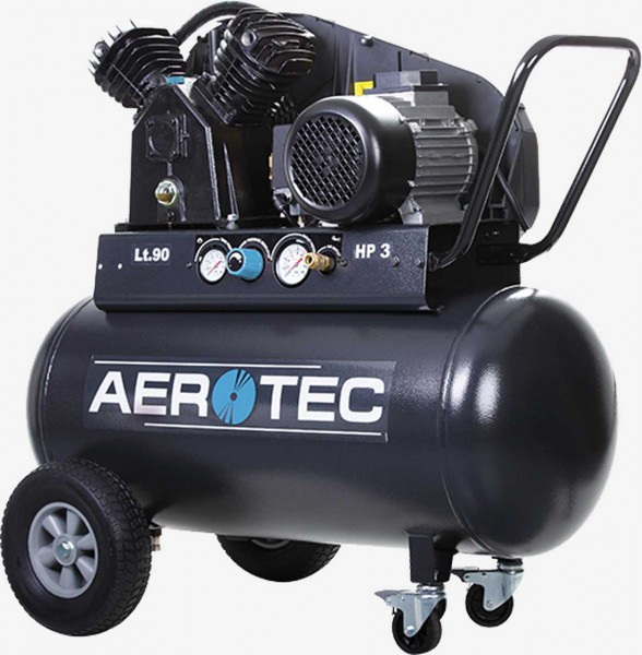 Aerotec 500-90 TECH Kolbenkompressor