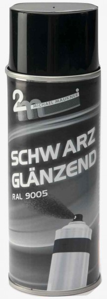 Schwarz Glänzend (RAL 9005) Bildquelle: mit freundlicher Genehmigung 2m Michael Maukner GmbH & Co.KG