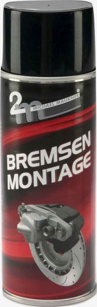 Bremsen Montage Bildquelle: mit freundlicher Genehmigung 2m Michael Maukner GmbH & Co.KG