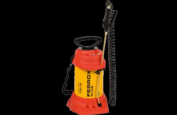 MESTO Hochdrucksprühgerät FERROX PLUS HD | 6 Liter, seitentragbar, Ölbeständig