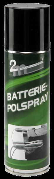 Batteriepolspray