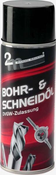 Bohröl und Schneidöl DVGW Bildquelle: mit freundlicher Genehmigung 2m Michael Maukner GmbH & Co.KG