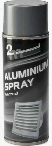Aluminiumspray Bildquelle: mit freundlicher Genehmigung 2m Michael Maukner GmbH & Co.KG