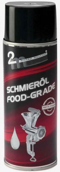 Schmieröl Food-Grade Bildquelle: mit freundlicher Genehmigung 2m Michael Maukner GmbH & Co.KG