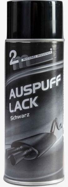 Auspufflack schwarz Bildquelle: mit freundlicher Genehmigung 2m Michael Maukner GmbH & Co.KG