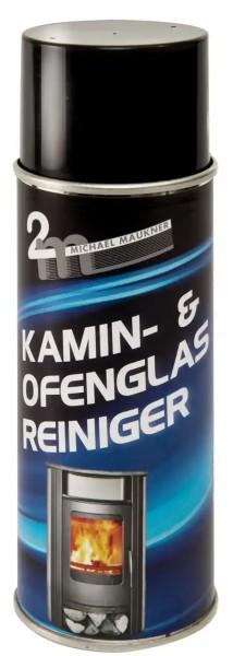 Kamin- & Ofenglasreiniger Bildquelle: mit freundlicher Genehmigung 2m Michael Maukner GmbH & Co.KG