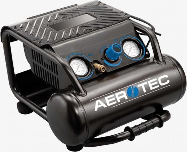 Aerotec Montagekompressor OL197-10RC - Ölfrei-10bar Kolbenkompressor