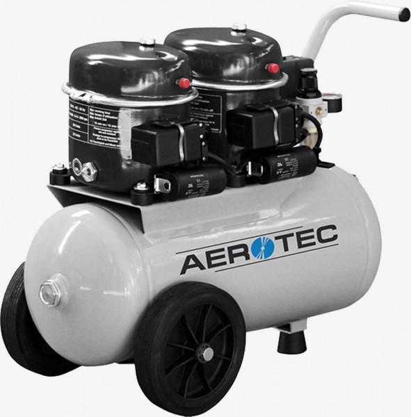 Aerotec Silent TWINPAINT 100/24 Airbrushkompressor