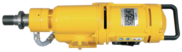 Bohrmotor DK-32 EL von CEDIMA (Bild mit freundlicher genehmigung von CEDIMA)