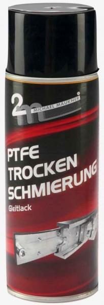 PTFE Trockenschmierung Bildquelle: mit freundlicher Genehmigung 2m Michael Maukner GmbH & Co.KG