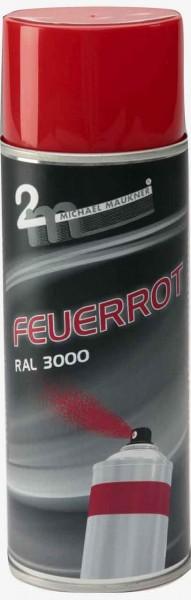 Feuerrot Bildquelle: mit freundlicher Genehmigung 2m Michael Maukner GmbH & Co.KG