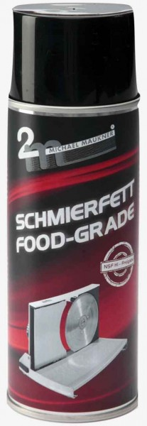 Schmierfett Food-Grade Bildquelle: mit freundlicher Genehmigung 2m Michael Maukner GmbH & Co.KG