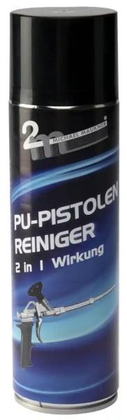 PU - Pistolenschaum Reiniger Bildquelle: mit freundlicher Genehmigung 2m Michael Maukner GmbH & Co.KG