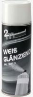Weiß-Glänzend 400ml Dose Bildquelle: mit freundlicher Genehmigung 2m Michael Maukner GmbH & Co.KG