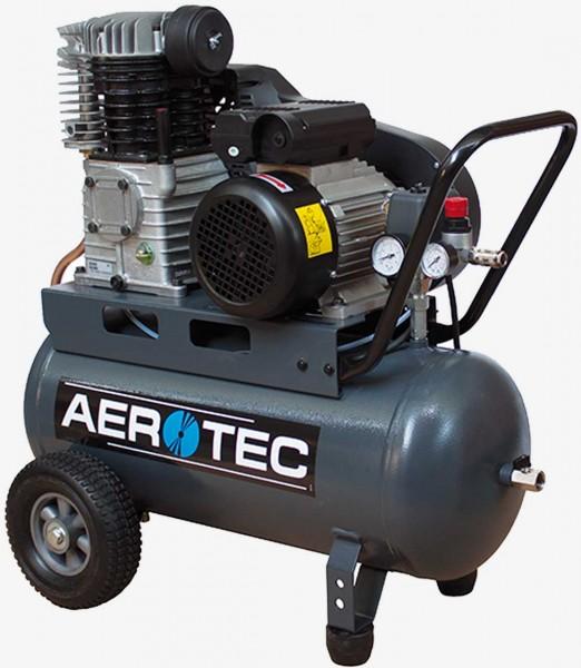 Aerotec 550-50 PRO CT4 -400 Volt Kolbenkompressor