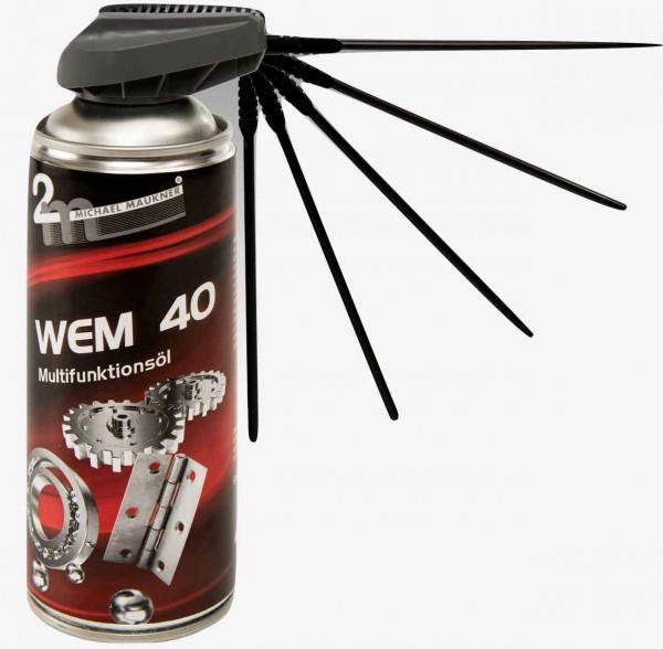 WEM 40 mit Multikopf Bildquelle: mit freundlicher Genehmigung 2m Michael Maukner GmbH & Co.KG