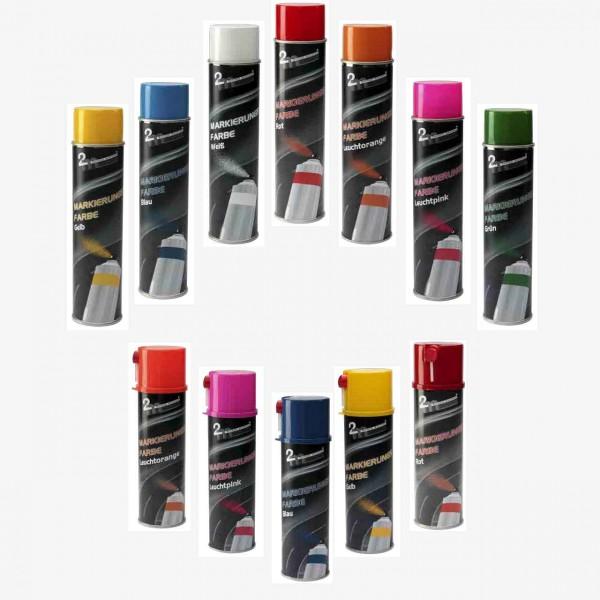 Markierungsfarben Bildquelle: mit freundlicher Genehmigung 2m Michael Maukner GmbH & Co.KG