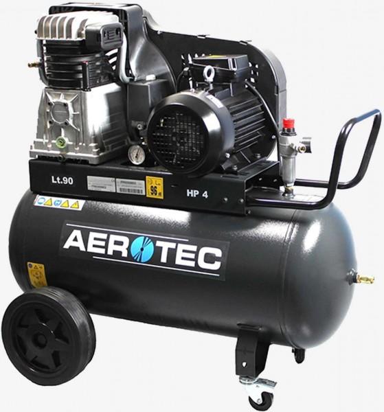 Aerotec 650-90 PRO - 400 V 15 bar Kolbenkompressor