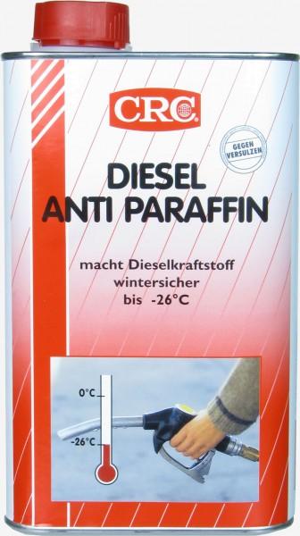 Abbildung CRC Diesel Anti-Paraffin ehemals Dielsel-Fließplus in der 1 Liter Flasche