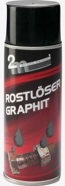 Rostlöser Graphit Bildquelle: mit freundlicher Genehmigung 2m Michael Maukner GmbH & Co.KG